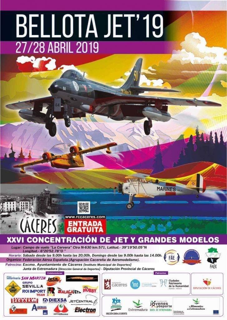 Bellota Jet'19