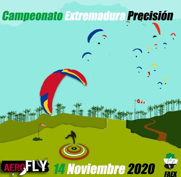 I Campeonato Extremadura Precisión